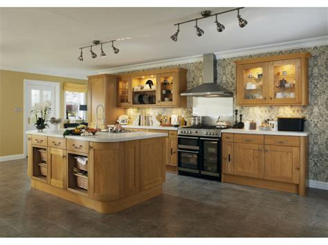 cuisine chene massif moderne cuisine en bois massif moderne sedgu com