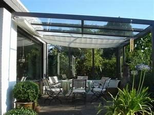 les 17 meilleures idees de la categorie terrasse couverte With nice toile pour terrasse exterieur 3 protection solaire store banne pour maison balcon et
