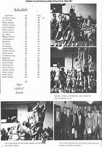 Gallatin Countyschool Yearbooks
