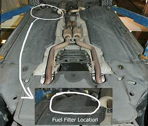 Help Needed   How To Replace Fuel Filter  Oxygen