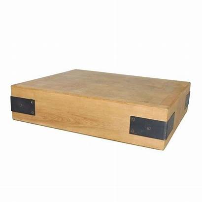 Kitchen Island Butchers Reclaimed Chopping Block Groove