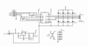 L298 Dual H Bridge Motor Driver Schematic