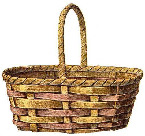 Basket Clipart Scrap Basket Graphics Miscellaneous