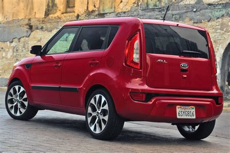 Pictures Of A Kia Soul by Used 2013 Kia Soul For Sale Pricing Features Edmunds