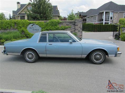 2 door caprice for chevrolet caprice classic coupe 2 door