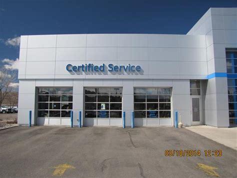 Cole Chevrolet  Pocatello, Id 832012045 Car Dealership