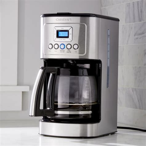 cuisinart  cup programmable coffee maker reviews