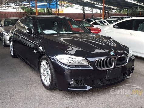 Bmw 535i 2012 3.0 In Kuala Lumpur Automatic Sedan Black