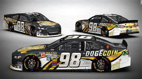 Paint Schemes for High Schoolers : NASCAR