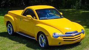2005 Chevrolet Ssr - For Sale By Owner - 5867 Miles