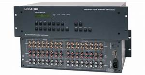 Av 1616 Matrix Switcher