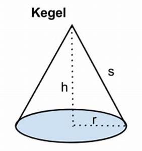 Kegel Höhe Berechnen : geometrie test aufgaben sehr beliebt ~ Themetempest.com Abrechnung