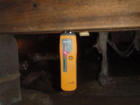 Crawl Space Repair   Moisture Problem in Bishopville, MD