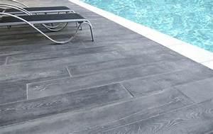 Carrelage Terrasse Piscine : carrelage exterieur pour terrasse piscine ~ Premium-room.com Idées de Décoration