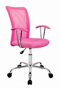 Chaise De Bureau Rose : chaise de bureau rose magasin en ligne gonser ~ Teatrodelosmanantiales.com Idées de Décoration