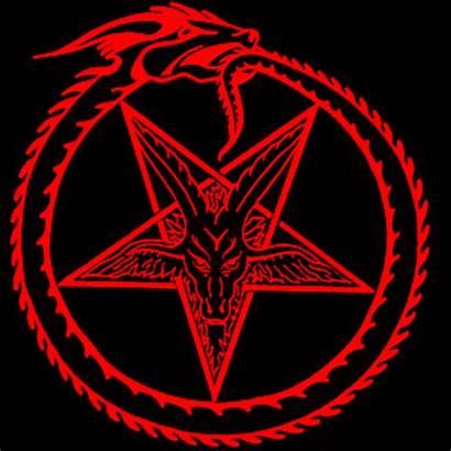 Symbols Baphomet Lucifer Guardado Desde Pentacle