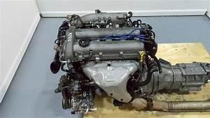 Jdm Mazda Miata B6 Engine And 5 Speed Transmission 1990
