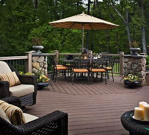 Deck, Decorating, Ideas, As, What, Make, Pleasure, Affordably