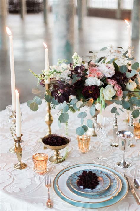 Soft Romantic & Elegant Wedding Ideas Every Last Detail