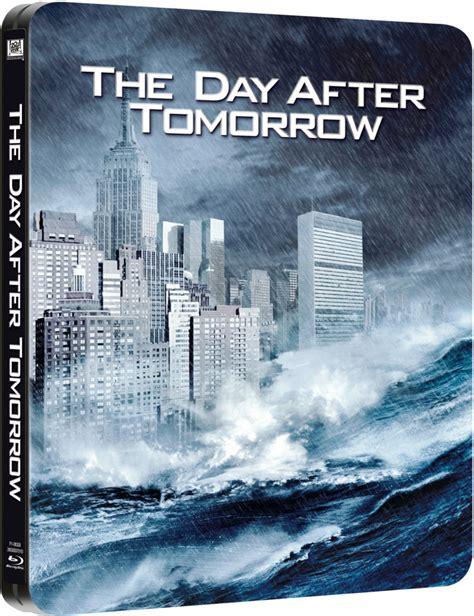 day  tomorrow limited edition steelbook blu ray