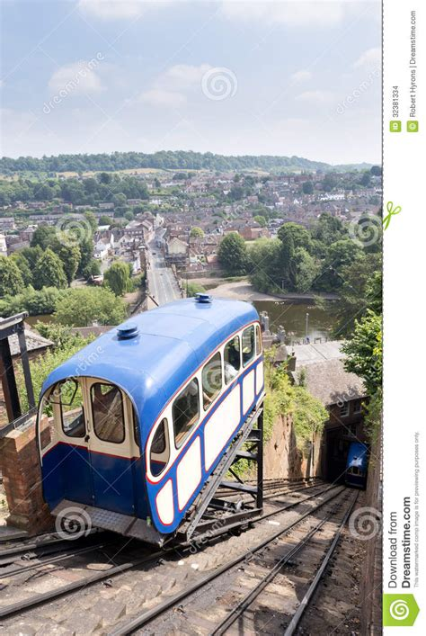 Funicular stock photo. Image of bridge, district, steps ...