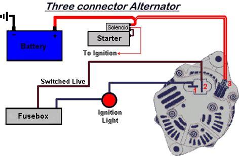 Wire Alternator Wiring Diagram Google Search Tractor
