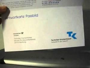 Techniker Krankenkasse Rechnung Einreichen Adresse : gesundheitskarte foto verweigern ein techniker krankenkasse kunde zeigt wie es geht youtube ~ Themetempest.com Abrechnung