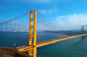 Golden Gate Bridge Color