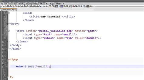Tutorial Php Mysql Web Development Part 5