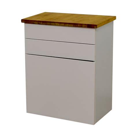 Ikea Cabinet Drawers by 74 Ikea Ikea White Butcher Block Counter Cabinet