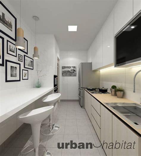 hdb  room bto minimalist charm  anchorvale interior