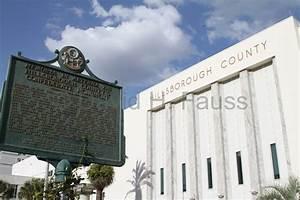 Hillsborough County Courthouse, 1952 - Courthouses of Florida