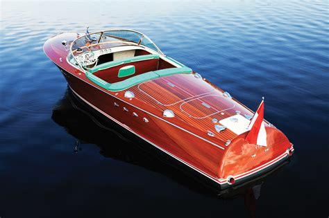 Riva Italian Wooden Boats by 1958 Riva Tritone Quot Via Quot