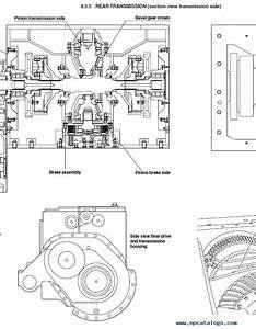 New Holland D150 Crawler Dozer Workshop Manual Pdf