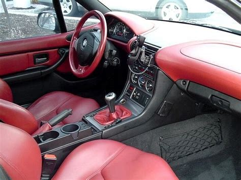 bmw red interior red interior estoril roady