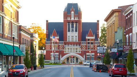 best quaint towns south s best small towns southern living