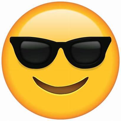 Emoji Sunglasses Icon