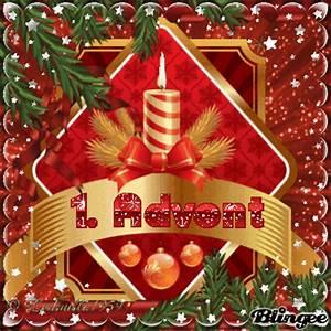 Happy 1 Advent : happy 1 advent my friend picture 131266132 ~ Haus.voiturepedia.club Haus und Dekorationen