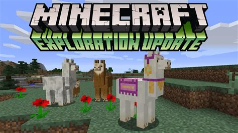 minecraft  exploration update