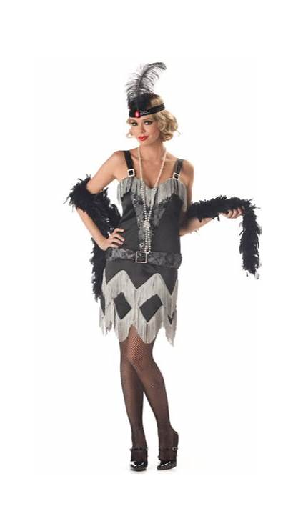 Costumes Costume Casino Flapper Charleston Dresses Outfit