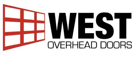 overhead door company west overhead doors