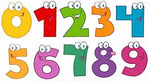 Numbers (123456789 ) Learning With Fun Play & Learn Alphabets YouTube