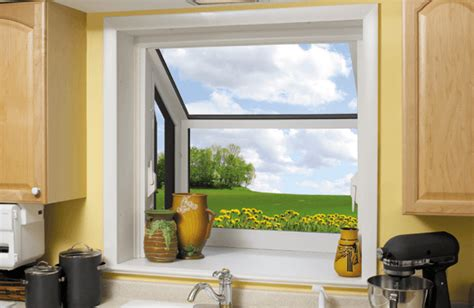kitchen sink garden window vinyl garden window harvey building products