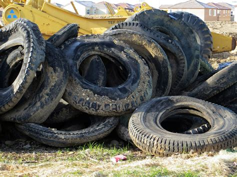 Old Tires 575 Free Stock Photo