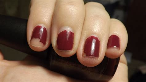 Quick Fixes For Chipped Nail Polish