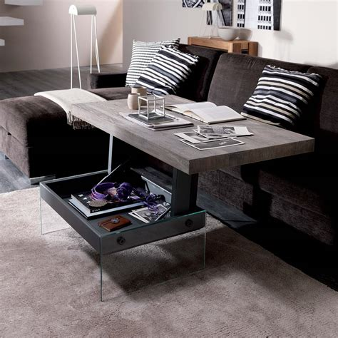 Convertible Coffee Table Desk  Coffee Table Design Ideas