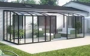 Abris De Terrasse En Kit : l 39 abri de terrasse pour une terrasse couverte les cl s ~ Dailycaller-alerts.com Idées de Décoration