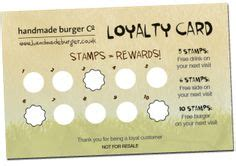 loyalty stamp card images loyalty loyalty card