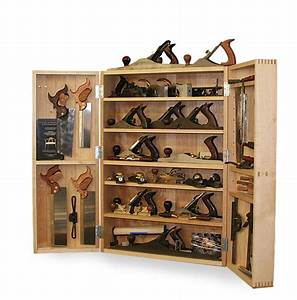 Curved-Front Tool Cabinet - FineWoodworking
