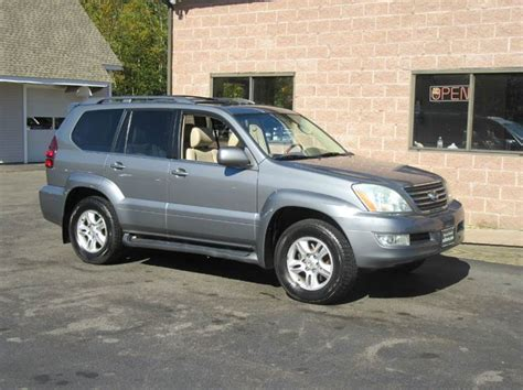2004 Lexus Gx 470 For Sale In Massachusetts